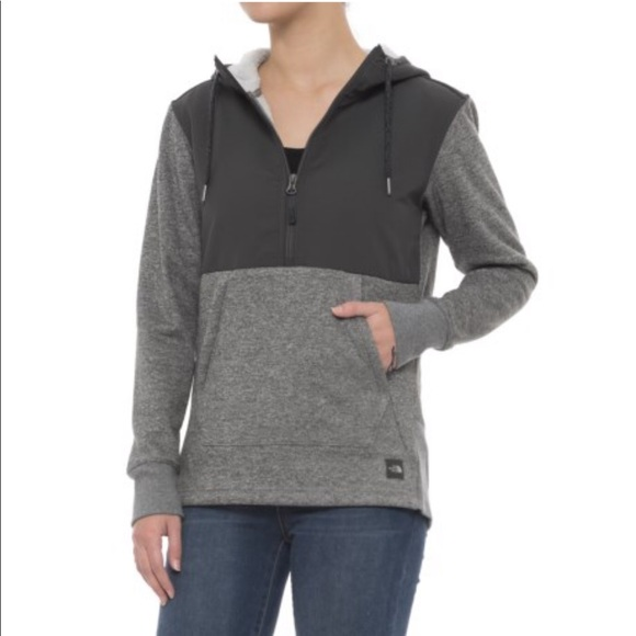 9bb1222ca THE NORTH FACE Tech Sherpa Pullover Hoodie NWT